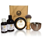 Gentleman's Hangar Full-sized Old School Shave Kit
