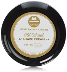 Gentleman's Hangar Old School Natural Shave Cream