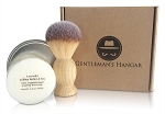 Gentleman's Hangar Men's Vintage Shave Soap Set
